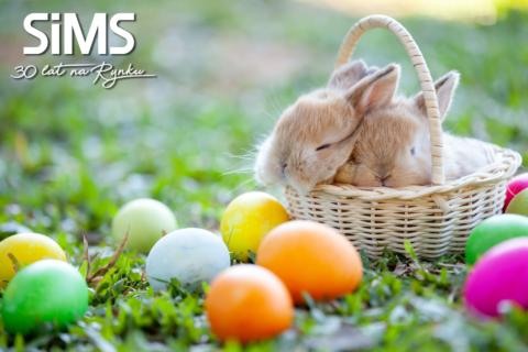 Życzenia Wielkanocne 2020 SIMS