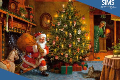 Zakład SIMS życzenia świąteczne