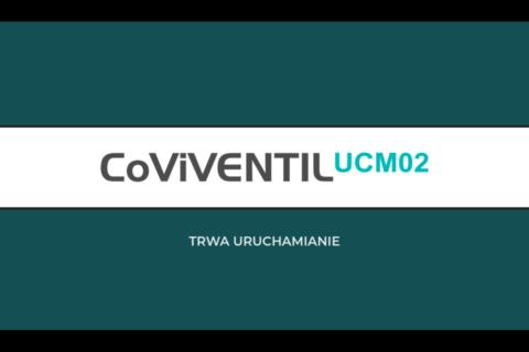 Respirator CoViVentil