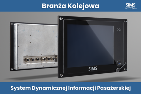 System Informacji Pasażerskiej - kolej