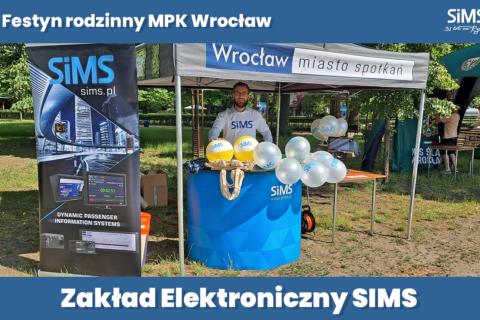 Festyn rodzinny MPK Wrocław